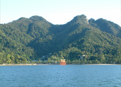 Natural Surroundings of Miyajima